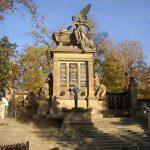 Вышеградское кладбище, Славин