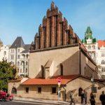 Староновая синагога, Прага