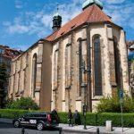 Йозефов. Церковь святого духа