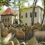 Йозефов. Старое еврейское кладбище