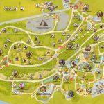 Схема пражского зоопарка на русском