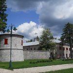 Дворец Бильярда (Билярда, Biljarda, Бильярдный дом), Цетинье