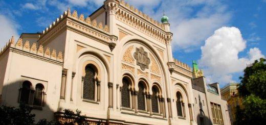 Испанская синагога, Прага