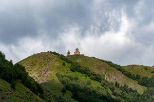 Церковь Гергети, Грузия