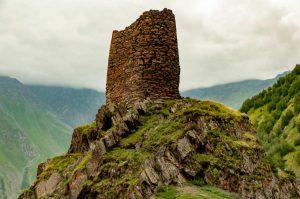 Сторожевая башня Ирджеули